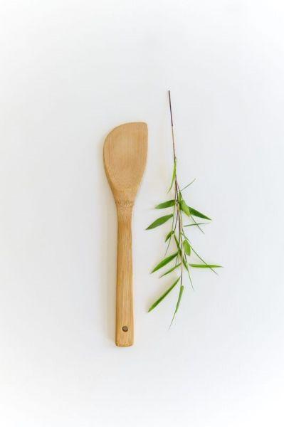 Bambus Küchenhelfer Kochlöffel