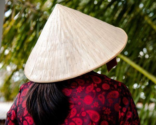Vietnamesischer Reishut, Non La, Kegelhut