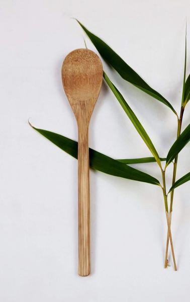 Bambus Esslöffel