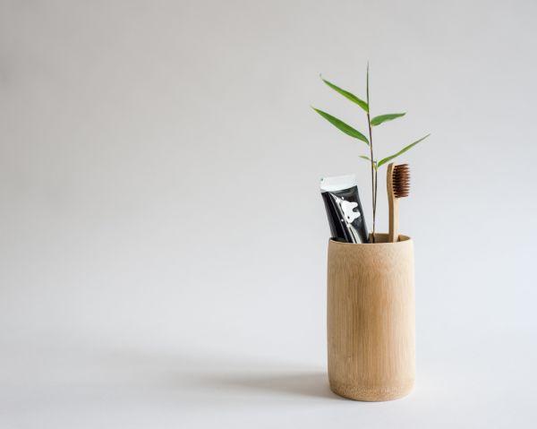 Bambus Starter Set für die Zahnpflege
