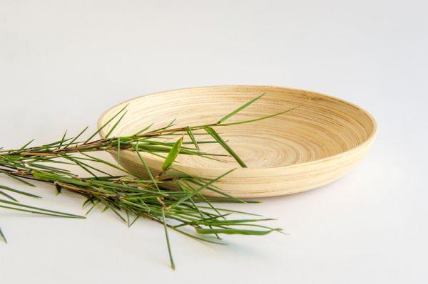 Bambusteller 25cm Durchmesser